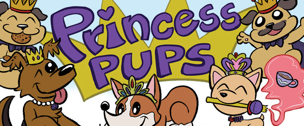 Link image for Princess Pups